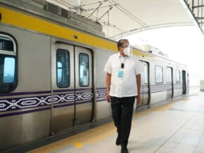 LRT 2 East Extension is Now Open, Commuters to Receive 2-Week Free Ride