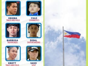 PH Non-medalists in Tokyo Olympics to Receive PHP 500K Incentive