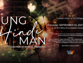 """Celebrate Classic Filipino Songs with CCP-OP's """"Kung Hindi Man, a Collection of Musical Treasures"""""""