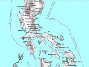 Magnitude 5.7 Earthquake Hits Occidental Mindoro; Affects Manila, Parts of Luzon