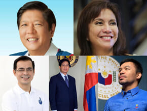 Meet the Frontrunners in the 2022 May Presidential Election