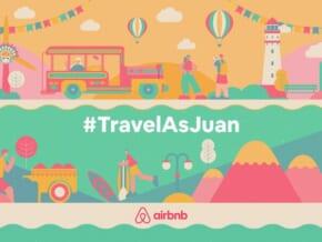 Airbnb encourages Pinoys to #TravelAsJuan, as travel searches surge for destinations near Metro Manila