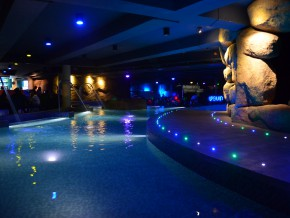 Liquid Pool and Lounge
