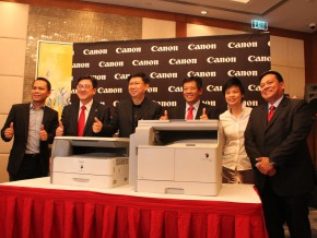 Canon and MSI-ECS Partners to Create a Highly Efficient Workplace