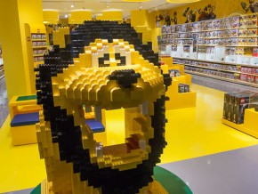 LEGO Wonderland: The First LEGO Store in the Philippines
