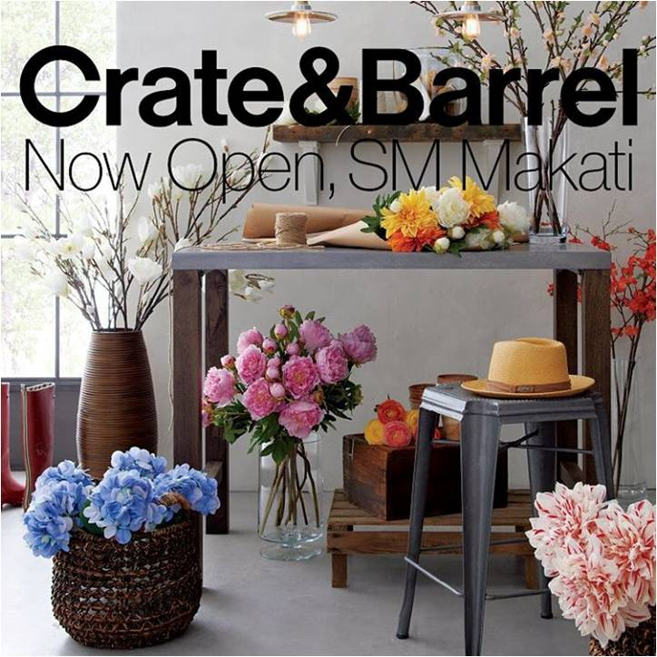 Crate & Barrel Opening photo1