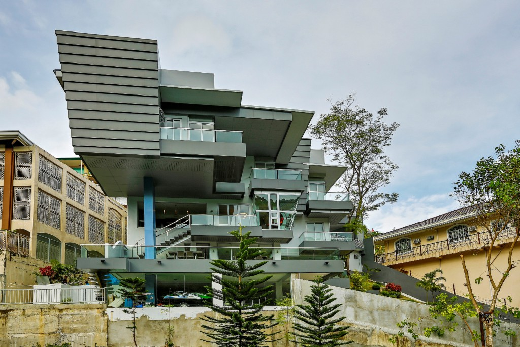 Modern Architecture In The Philippines architect james jao and the eco house | philippine primer