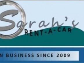 Sarah's Rent-A-Car