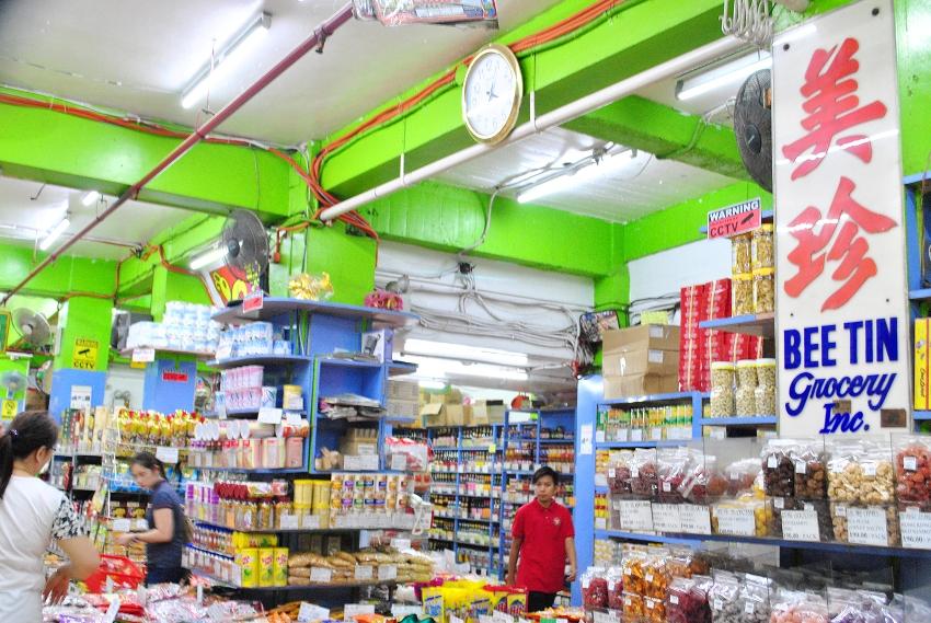 Bee Tin Grocery