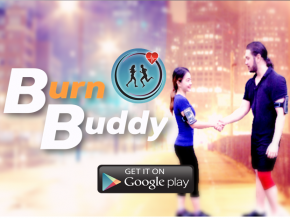 Burn Buddy: Fitness with a Social Twist!