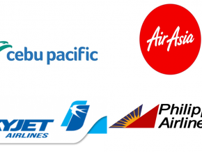 LIST: Commercial Airlines in the Philippines