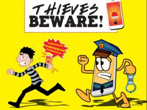 TARA, the Anti-Theft App