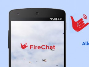 FireChat, the app that can send message without Internet