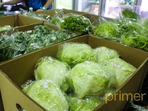 Fresh produce courtesy of Diamond Star