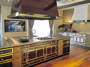 Eggersmann and La Cornue: The best in kitchen fixtures now available at BGC