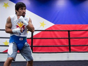 From fiestas to the MGM Grand: the story of Manny Pacquiao