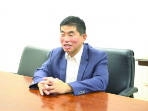 Business Talk with Yokohama Tire Sales Philippines Inc.'s President Satoshi Hariyama