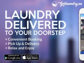 The GetLaundry App: takes dirty laundry off your hands