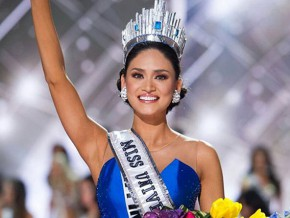 Confidently Beautiful: Miss Universe Pia Wurtzbach