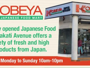 Kobeya Japanese Food Mart: Where you can find Japanese goodies
