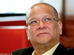 One of Philippines' top tycoons: Ramon Ang