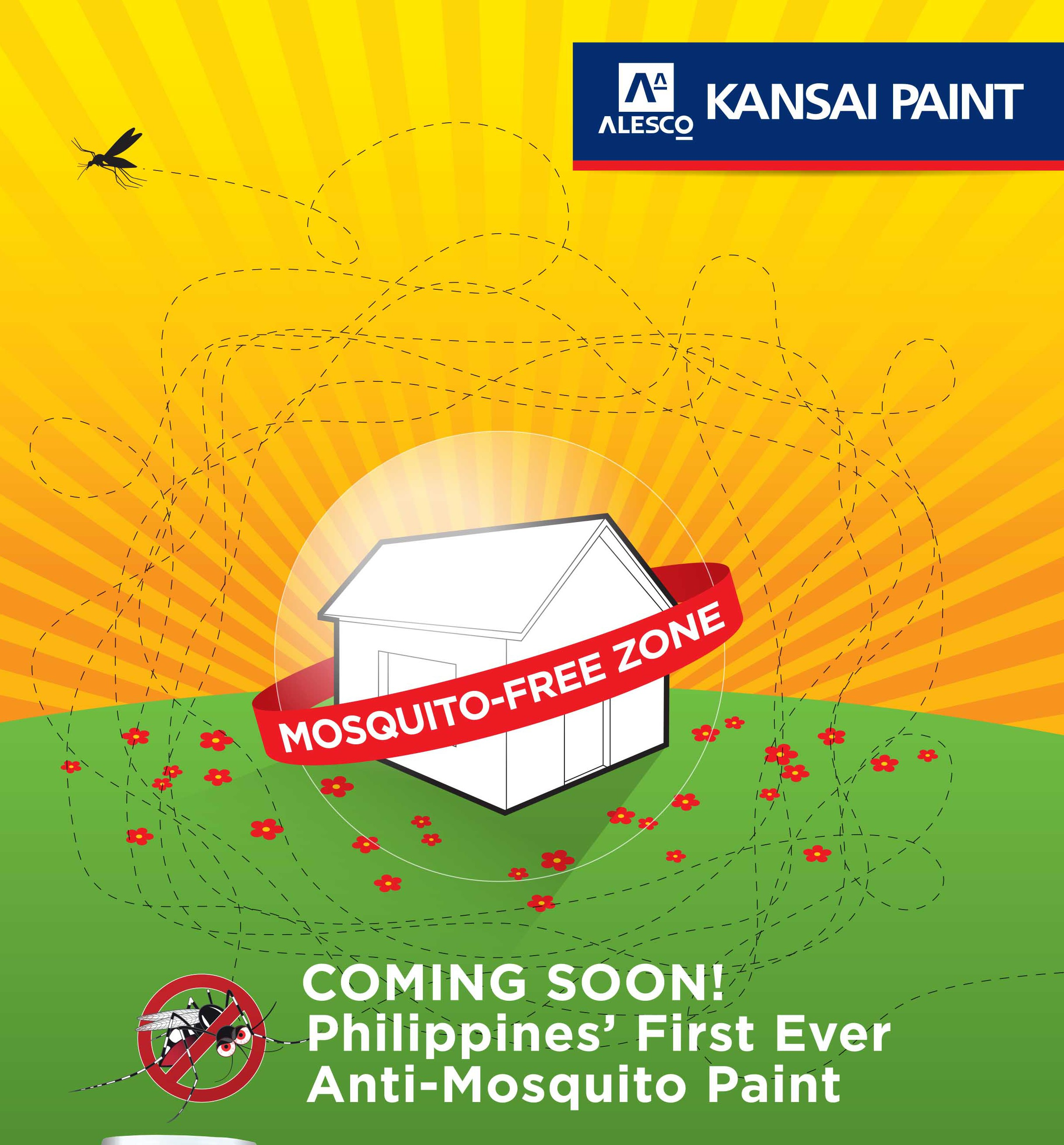 Coming Soon Kansai Paint The Philippines First Ever