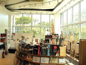 An arts and crafts paradise in Serendra: Art Bar