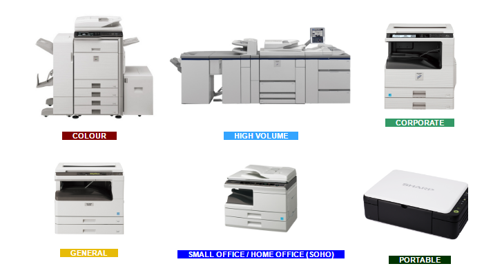 Efficient, user-friendly, and reliable devices at e-Copy