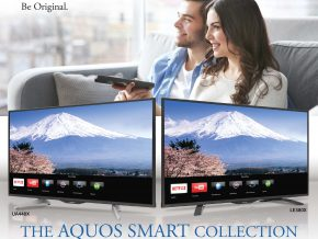 Introducing: Sharp's AQUOS Smart Collection