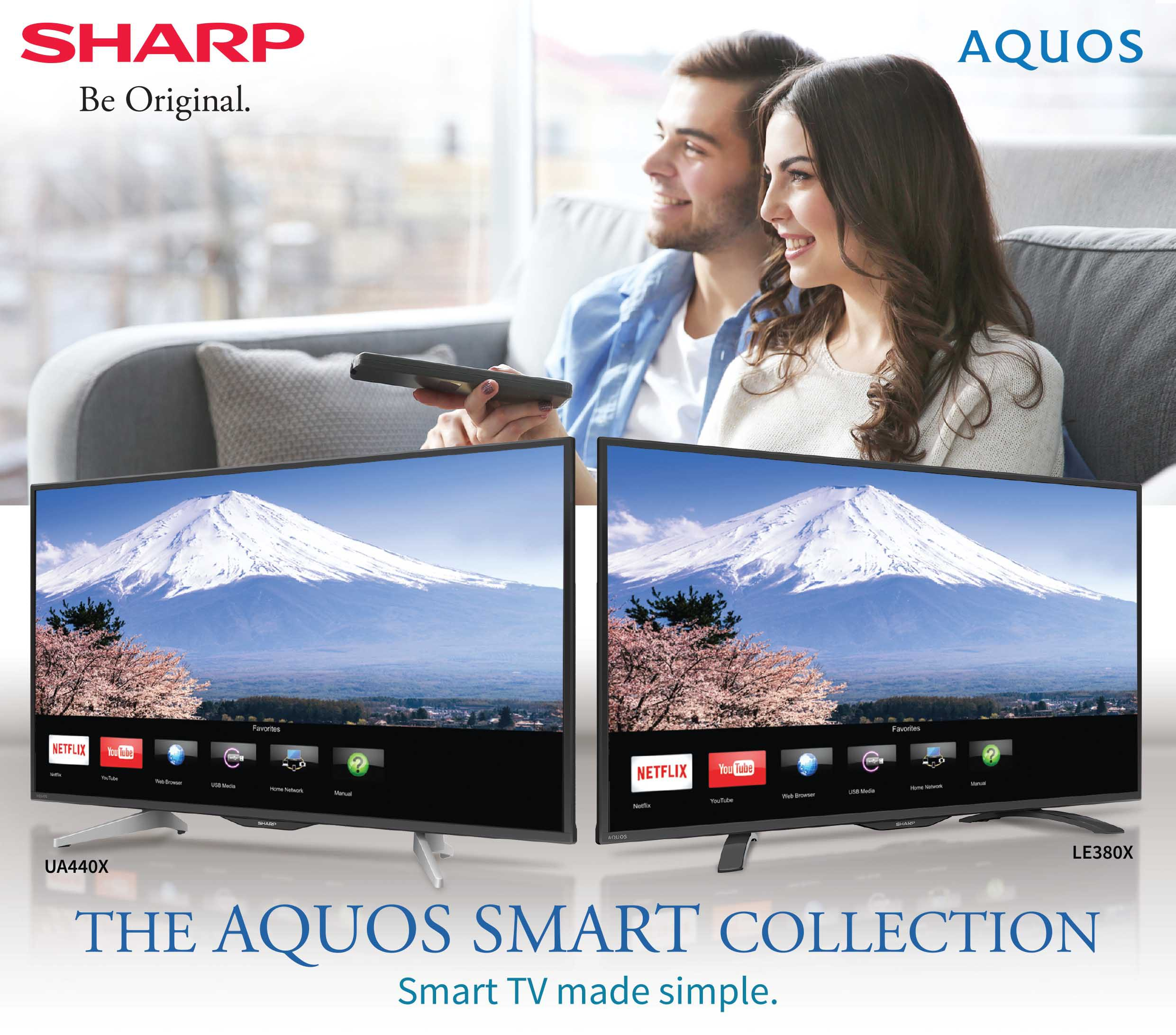 Introducing: Sharp's AQUOS Smart Collection | Philippine Primer