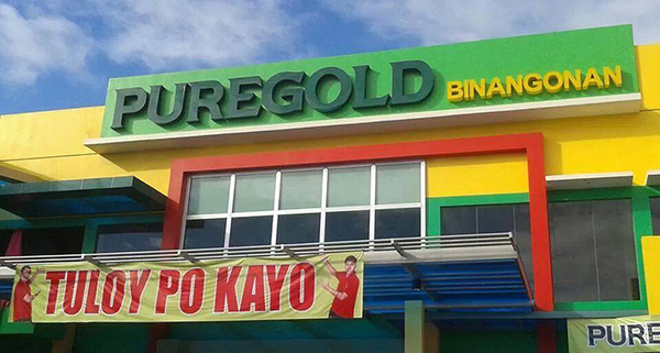 Born out of concern and turbulent times: Puregold