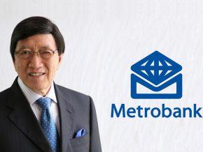 Meet the Man Behind Metrobank's Success: George Siao Kian Ty