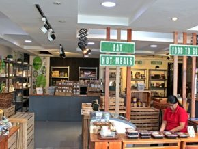 Alex and Claude: Your Neighborhood Organic Food Mart in BGC