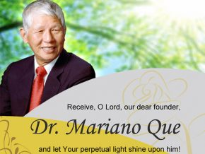 Story of Filipino Success: Mariano Que, founder of Mercury Drug