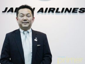 Business Talk with Japan Airlines' Kazuhiro Ishida