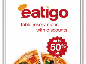 Eatigo: Get the best discounts on your online reservation