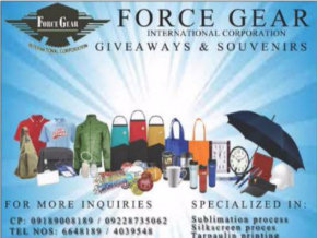 Force Gear: Your one-stop shop for personalized giveaways and souvenirs