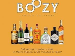 Buying booze just got easier with Boozy Ph Liquor Delivery
