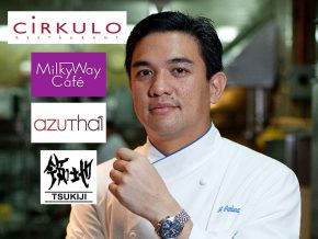 Business Talk with Chef J Gamboa