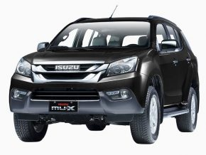 Isuzu mu-X: Luxury and Practicality in One Ride