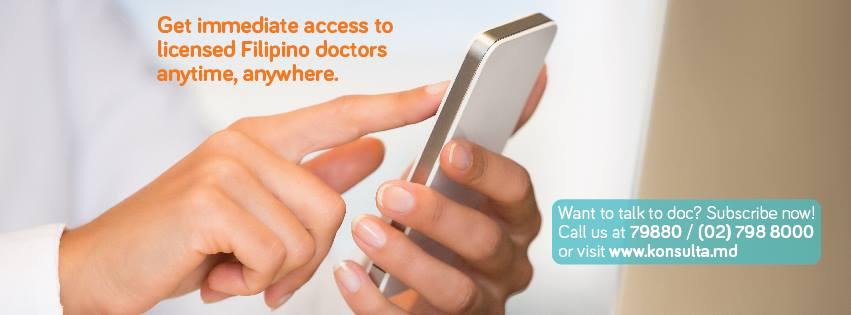KonsultaMD: Your 24/7 Health Hotline Service | Philippine Primer