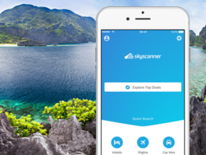 Skyscanner: Answer to Every Traveler's Problem
