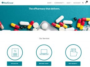 Get your medicine online with MedGrocer