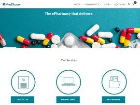 Get your medicine online with MedGrocer