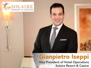 Business Talk with Gianpietro Iseppi of Solaire Resort and Casino