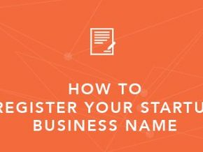 How to Register Your Start-up Business Name