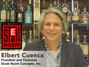 Business Talk with Elbert Cuenca, Steak Room Concepts