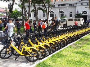 ofo: A Convenient Bike-Sharing Tool