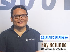 Business Talk with Ray Refundo of Qwikwire