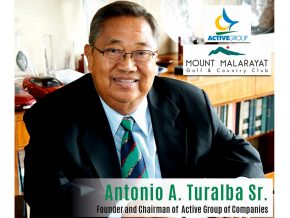 Business Talk with Antonio Turalba, CEO and Chairman of Active Group of Companies